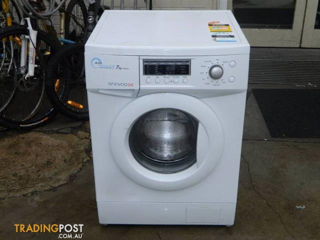 Daewoo 7KG Air Power Front Loader Washing Machine for sale in ...