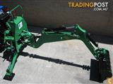Tractor Backhoe Field Chief 195 Series