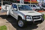 2011 HOLDEN COLORADO LX (4x4) RC MY11 C/CHAS