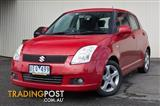 2006 SUZUKI SWIFT S RS415 HATCHBACK