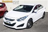 2013 HYUNDAI I40 ACTIVE VF2 SEDAN