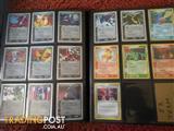 Pokemon cards complete set ex team rocket Returns