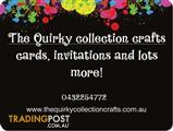 The Quirky collection crafts