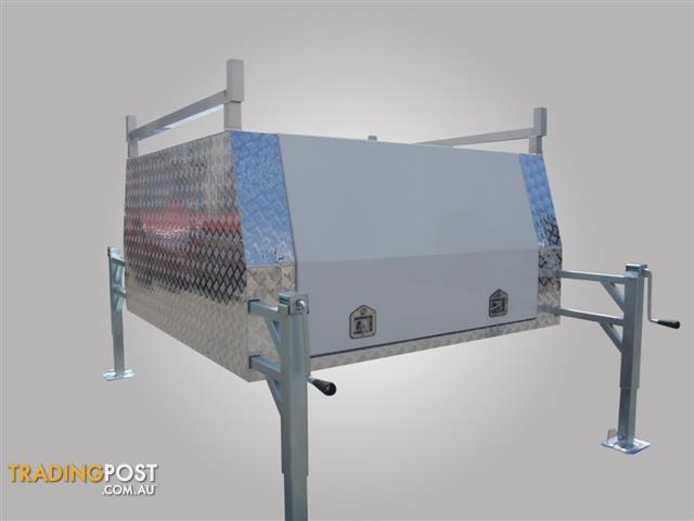 Aluminium Ute Canopies With Jack Off Capability. Variety Of Sizes Available : lift off ute canopy - memphite.com