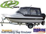 Revival Boats 5.25 Cuddy Cruiser & Suzuki Four Stroke