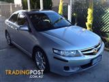 2006 HONDA ACCORD EURO LUXURY MY06 UPGRADE 4D SEDAN