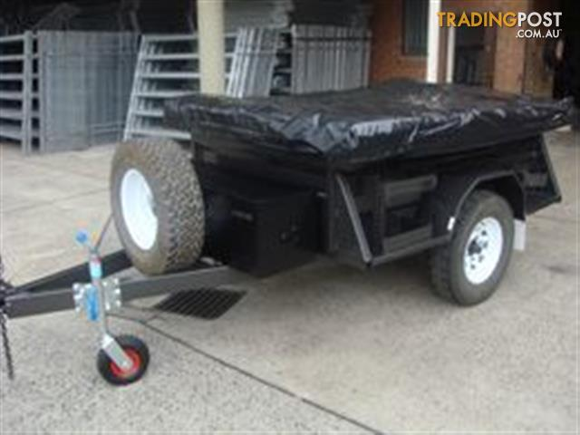 mario trailers 7x4 off road camper trailer for sale in auburn nsw mario trailers 7x4 off road. Black Bedroom Furniture Sets. Home Design Ideas