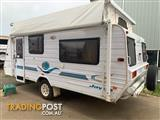 2003 Jayco Freedom Poptop 17ft  ATM: 1571kg  TARE: 1271