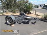 2001 GIPSY TRAILER WITH TURN TABLE