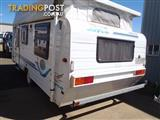 2003 JAYCO FREEDOM POP TOP    ATM: 1571KG