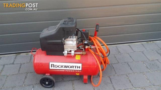 Serious Bargin - Rockworth air compressor