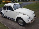 VW Beetle - 1500 manual sedan, 1970 model