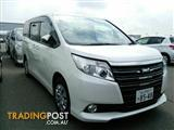 2014 Toyota Townace CURRENT SHAPE NOAH 80 SERIES Wagon