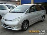 2004 Toyota Estima GPS Curtains Premium Wagon