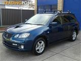 2003 Mitsubishi Airtrek AWD Turbo TYPE-R Wagon