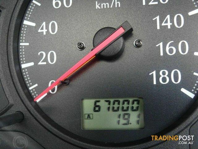 2001 Nissan Elgrand Special Edition E50 Wagon