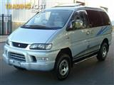 2004 Mitsubishi Delica Super Exceed SPACEGEAR Wagon