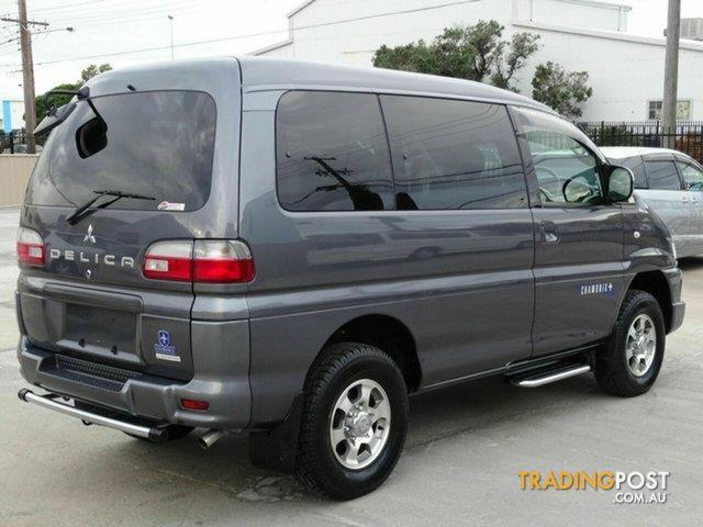 2005 Mitsubishi Delica Series 3 High Roof Speacegear Wagon