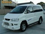2004 Mitsubishi Delica 3.0 LT V6 SPACEGEAR Wagon