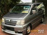 2000 Nissan Elgrand 4WD E50 Wagon