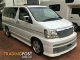 2001 Nissan Elgrand HWS E50 Wagon