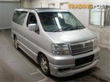 1999 Nissan Elgrand DIESEL 4WD E50 Wagon