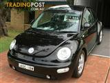 2003 Volkswagen Beetle 5 Speed 1.8 TURBO Coupe