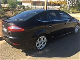 2009 FORD MONDEO XR5 TURBO MA 5D HATCHBACK