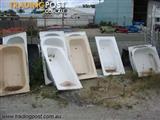 Bath Tubs, horse troughs.