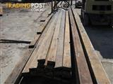 Recycled hardwood 125x50
