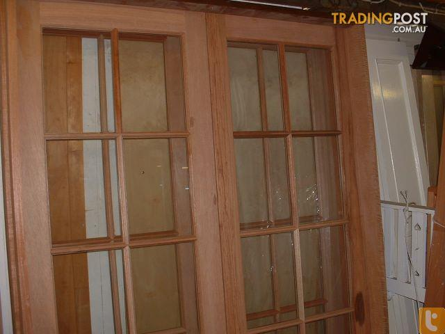 French doors for sale in underwood qld french doors for Double doors for sale
