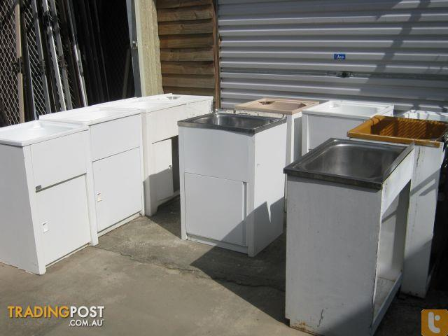 laundry tubs for sale in underwood qld laundry tubs. Black Bedroom Furniture Sets. Home Design Ideas