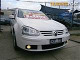 2008 VOLKSWAGEN GOLF 2.0 FSI PACIFIC 1K MY08 UPGRADE 2 5D HATCHBACK