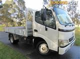 2004 TOYOTA DYNA 150 LY230R CAB CHASSIS
