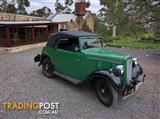 Pretty  Classic 1937 Austin 7 Roadster