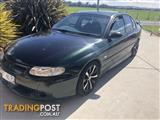 2000 HOLDEN COMMODORE ACCLAIM VX 4D SEDAN