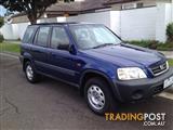 1999 HONDA CRV (4x4) 4D WAGON