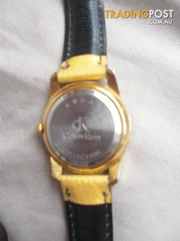 CK-CALVIN-KLINE-USA-WATCH-PICKUP-OR-POSTAGE-WITH-TRACKING-7-99