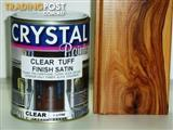 FURNITURE CLEAR SATIN 1 LITRE QUICK DRYING POLYURETHANE