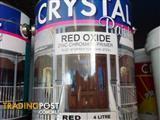 PRIMER FOR METAL STOP RUST 4 LITRE PRIMER BRUSH, ROLL , SPRAY