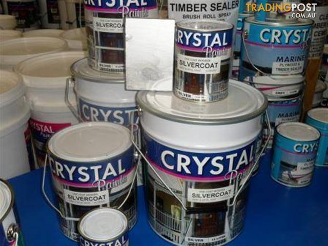 Silver Paint 20 Litre Roof And Steel Premium Grade