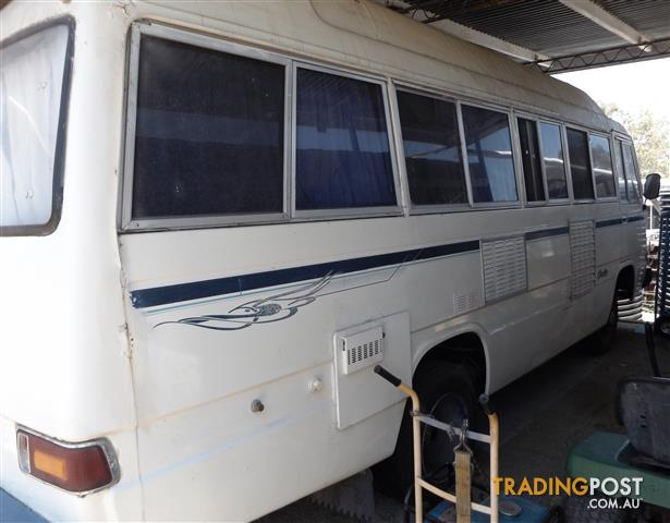 1980 Toyota Coaster Camper LAST TIME OFFERED