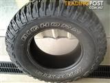 Maxis Mud Tyres  and Rims
