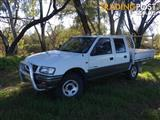 1999  HOLDEN RODEO LT TFR9 CREW CAB P/UP