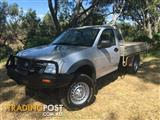 2004  HOLDEN RODEO DX (4X4) RA C/CHAS