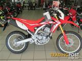 2017  HONDA CRF250L DUAL PURPOSE CRF CYCLE