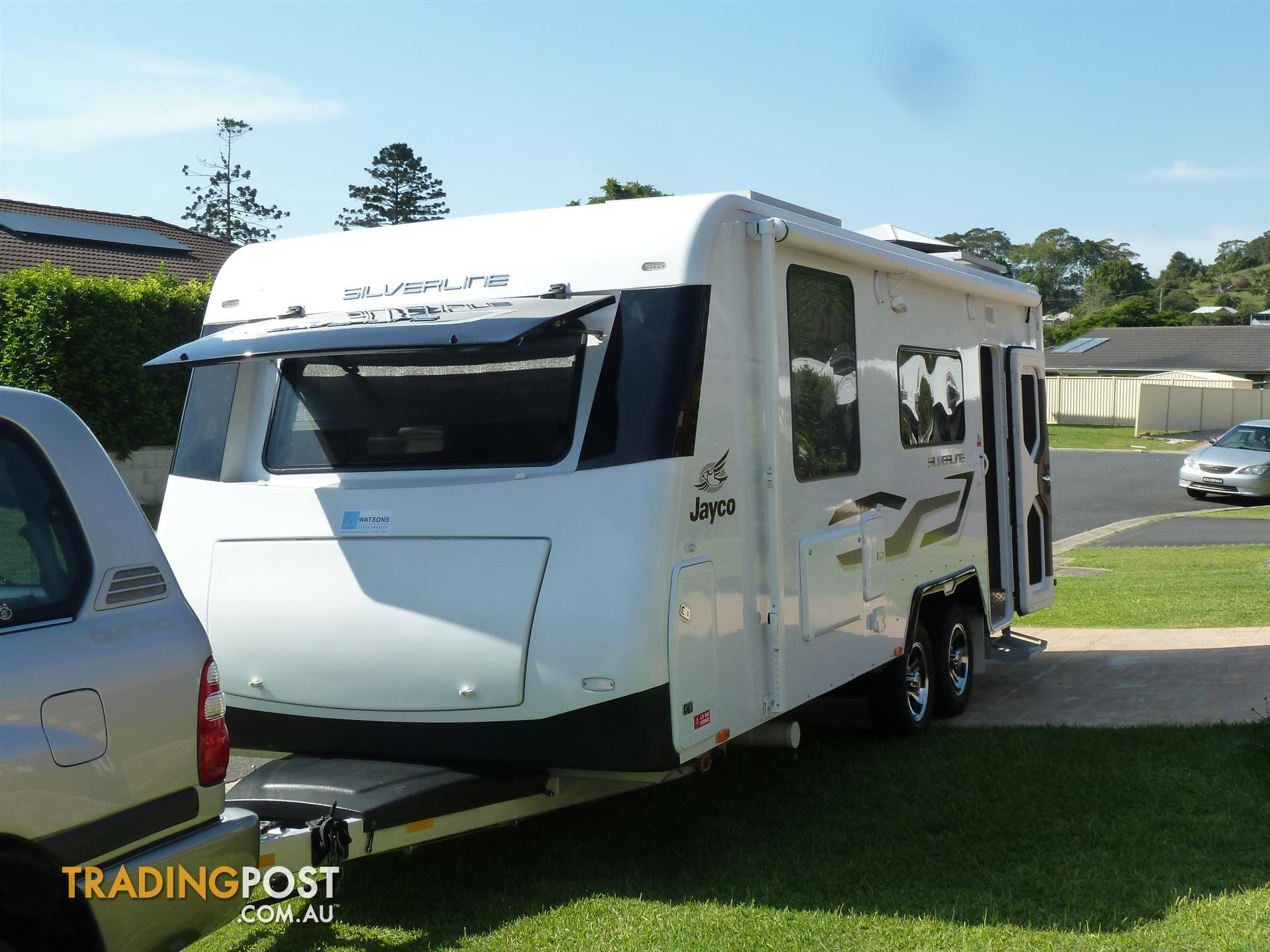 Brilliant CARAVAN JAYCO EXPANDA OUTBACK 12371 OB POP TOP For Sale In Coffs