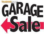 Massive Garage Sale- McKinnon Vic Sat 14th May