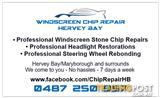 Windscreen Chip Repair Hervey Bay