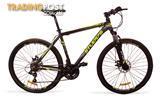 Brand New STUDDS XT 1.0 MTB Mountain Bike 21 speed Shimano